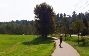 Stowe Bike Path